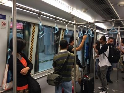 香港国際空港地下鉄