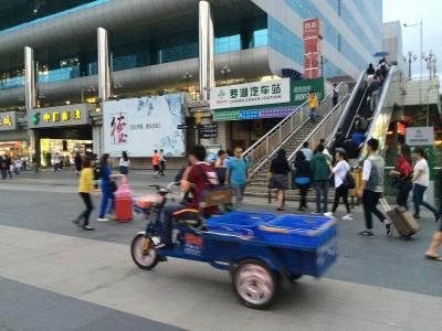 電動バイク 中国