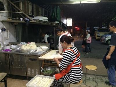 中国麺うち