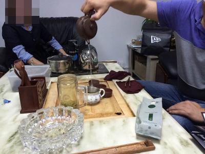 四川 お茶
