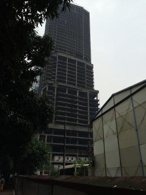 広州幽霊ビル