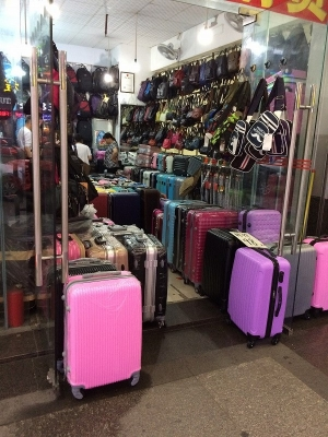 広州スーツケース