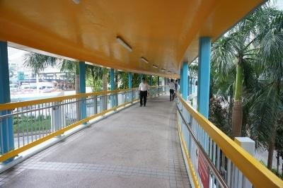 香港立体歩道